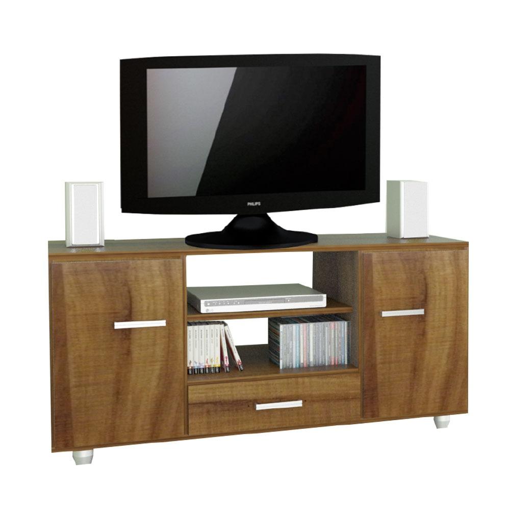 Mueble Led Tv Plasma Puertas Cajon Centro Estant Mt 1040 2820