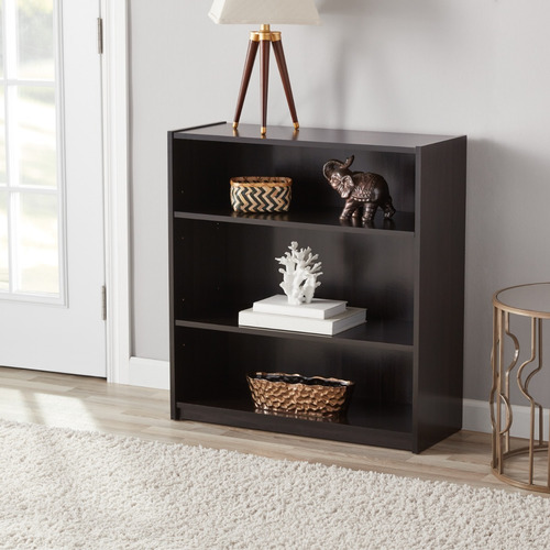 mueble librero 3 repisas