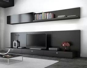 Mueble Living Comedor Lcd Led Smart Moderno