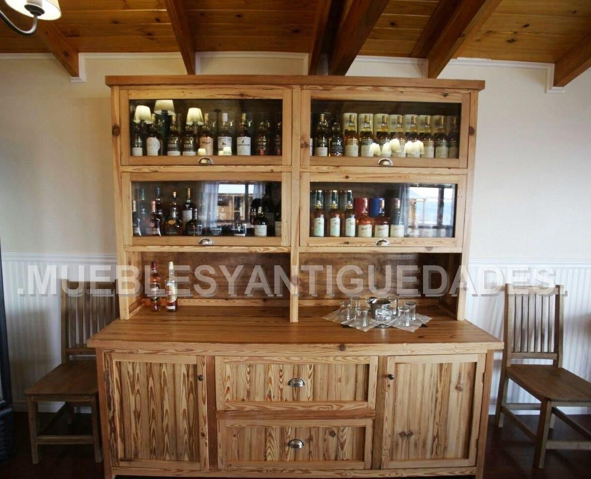 Mueble Lodge De Pesca Bar Resort Hotel Boutique Vj101a  # Muebles Boutique Srl