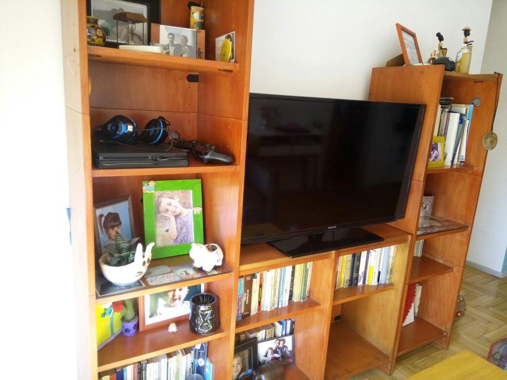 Mueble Madera Living Comedor Modulos - $ 5.000,00