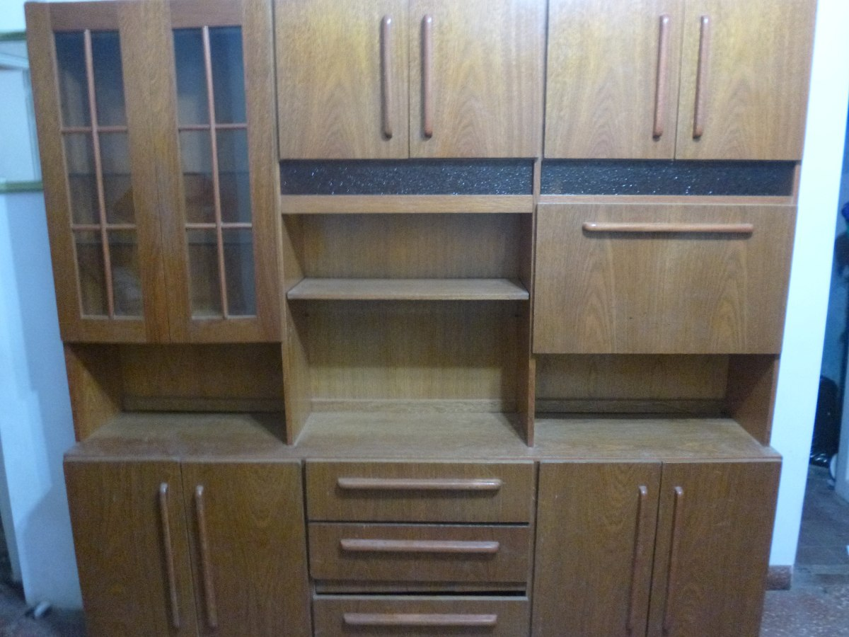Mueble despensa cocina good mueble columna para despensa for Muebles cocina easy