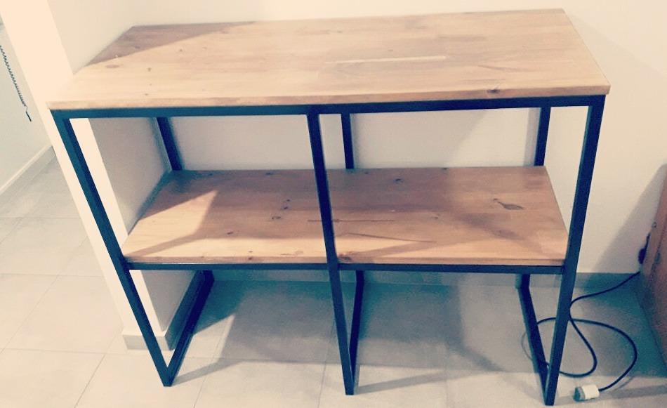 Mueble Mesa Base Para Pecera - $ 3.500,00 en Mercado Libre