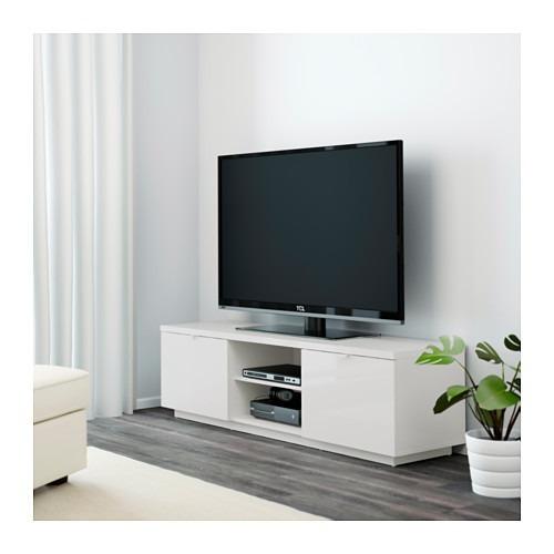 Mueble mesa minimalista tv pantalla ikea 4 en for Mueble tv ikea