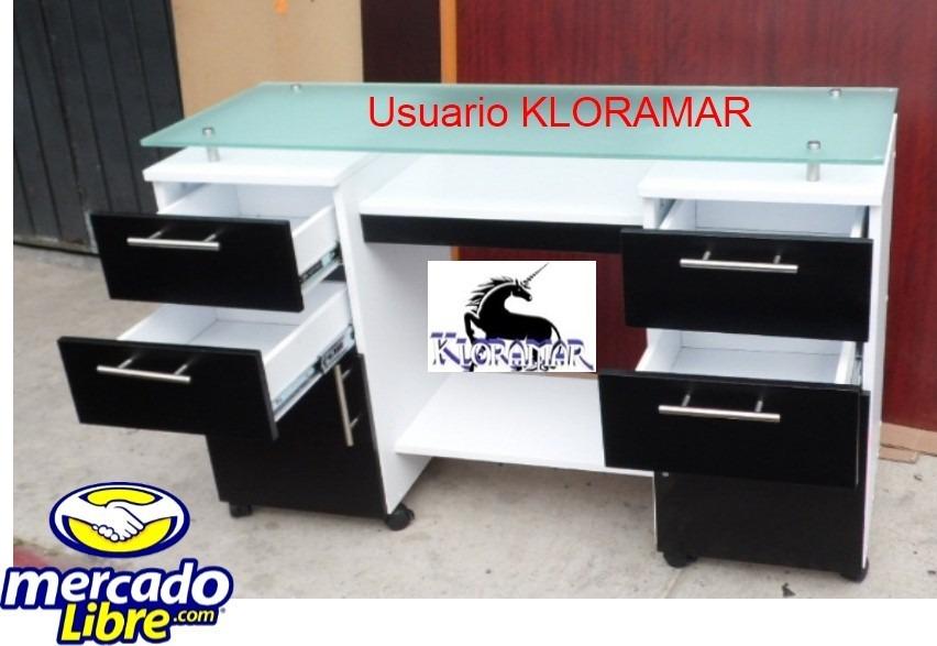 Mueble Mesa Para Manicure, Estetica, Uñas - $ 3,000.00 en ...