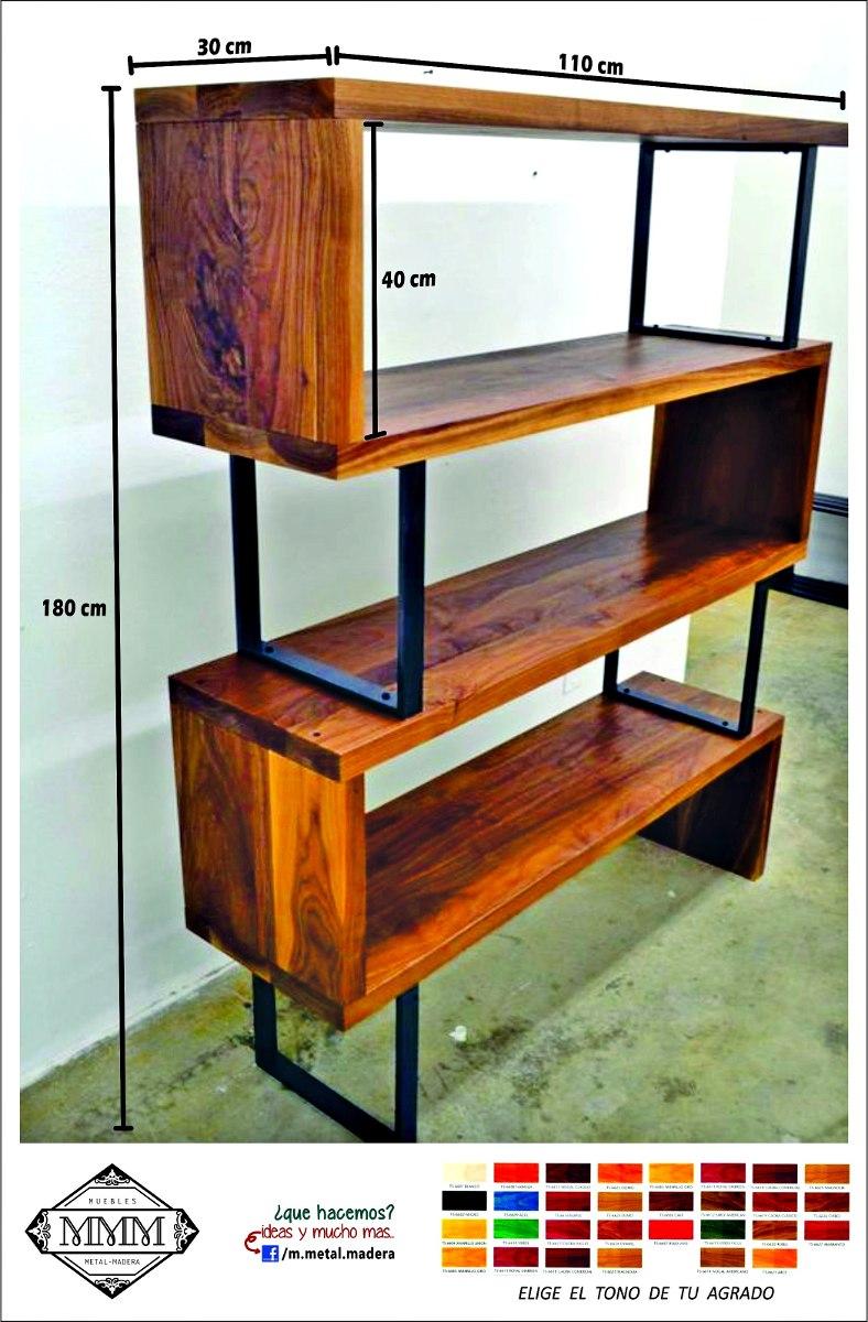 Muebles Metal : Mueble metal madera estantenria en mercado