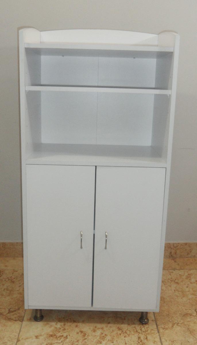 Mueble Microondas Auxiliar Cocina 5 Espacios Medellin - $ 253.100 en ...