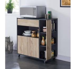 Mueble Microondas Complemento Cocina Barra