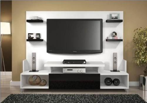 Mueble moderno para tvcentro de entreteniendo para tv lcd bs en mercado libre - Muebles modernos para tv ...