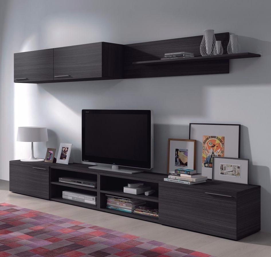 Muebles modulares modernos elegante muebles salon baratos for Muebles modulares