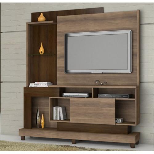 Mueble modular rack para tv lcd armado gratis for Mueble rack