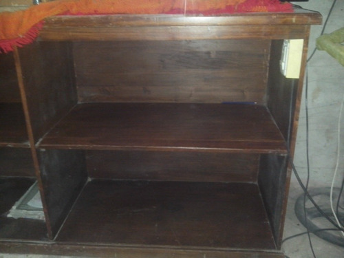 mueble mostrador para panaderia
