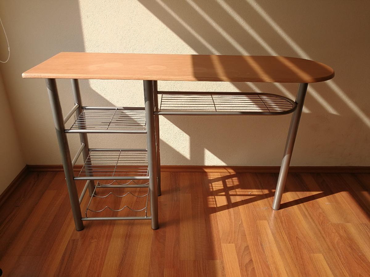 Mueble Multiusos Barra Cocina - $ 390.00 en Mercado Libre