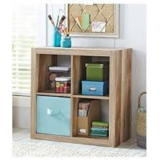 mueble organizador 4 cubos better homes and gardens