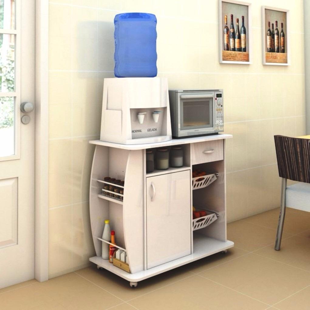 Mueble Organizador De Cocina Blanco Frutero 999 00 En Mercado  # Muebles Nazca Y Nogoya