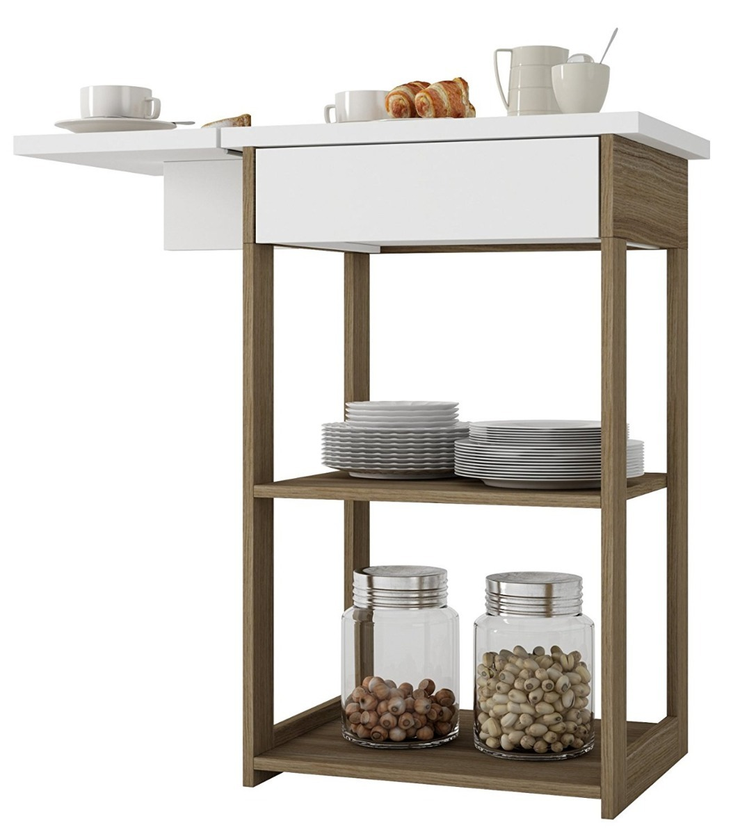 Mueble Organizador De Cocina , Facil De Armar - $ 2,399.00 en ...
