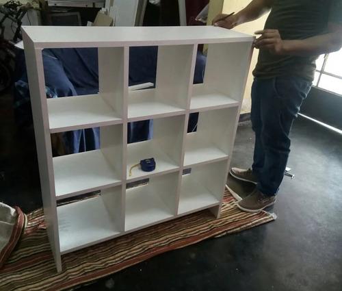 mueble organizador para juguete o biblioteca