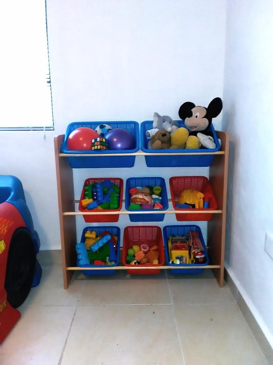 Mueble organizador para juguetes ni os en mercado libre - Mueble organizador de juguetes ...