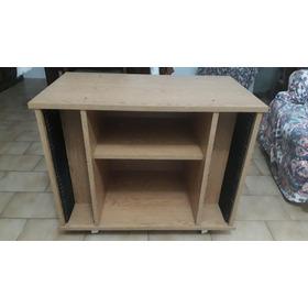 Mueble Para Audio Y Tv