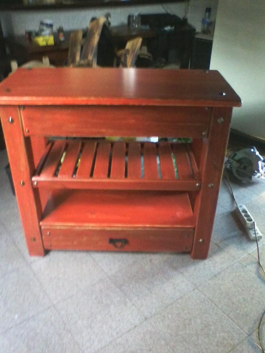 Mueble para bacha de ba o rustico en mercado - Mueble de bano rustico ...