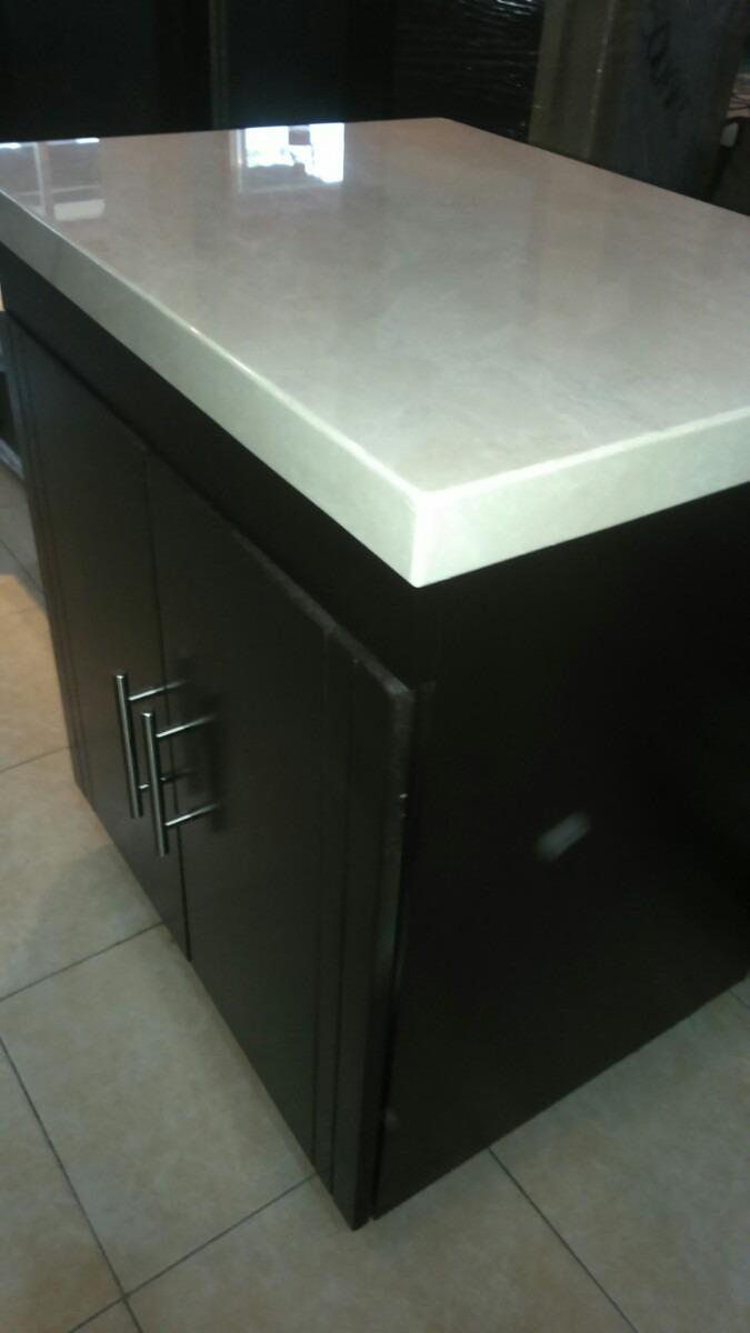 Mueble Para Baño Con Cubierta De Marmol - $ 2,500.00 en Mercado Libre