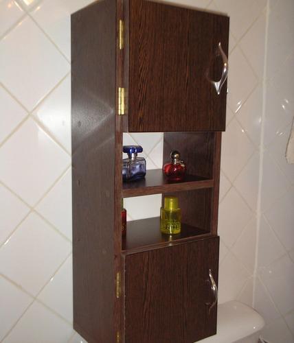 mueble para baño de madera, organizador de baño esquinero