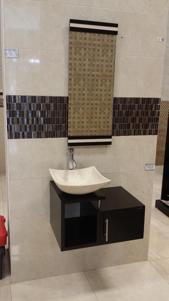 Mueble para ba o economico lavabo de marmol minimalista - Mueble de lavabo barato ...