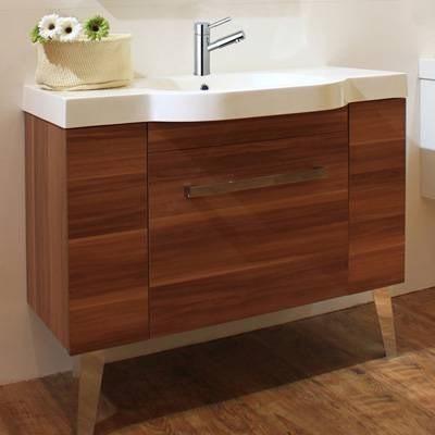 Mueble para ba o espejo lavabo sevilla 100 12 - Muebles de bano en sevilla ...