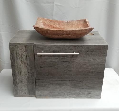 mueble para baño, gabinete - flotado