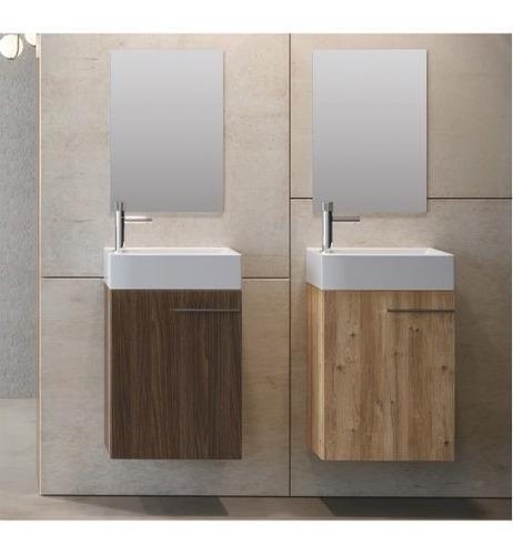 mueble para baño/ minimalista chico