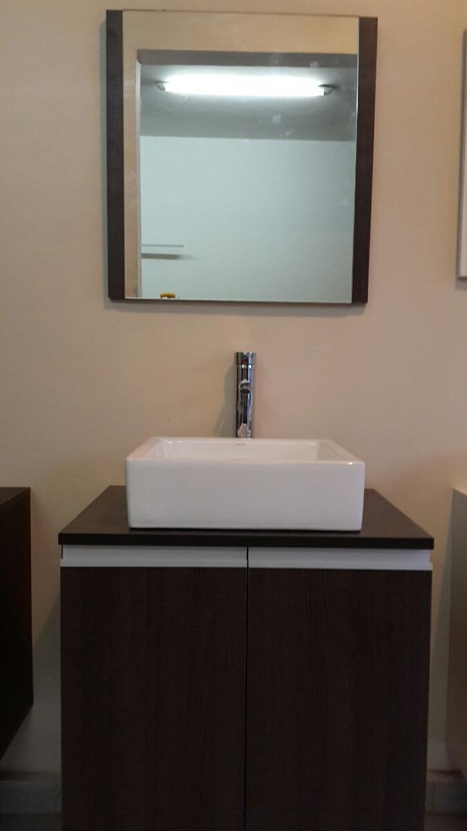 Mueble para ba o modernos lavamanos traslado instalacion for Embolo para llave de bano