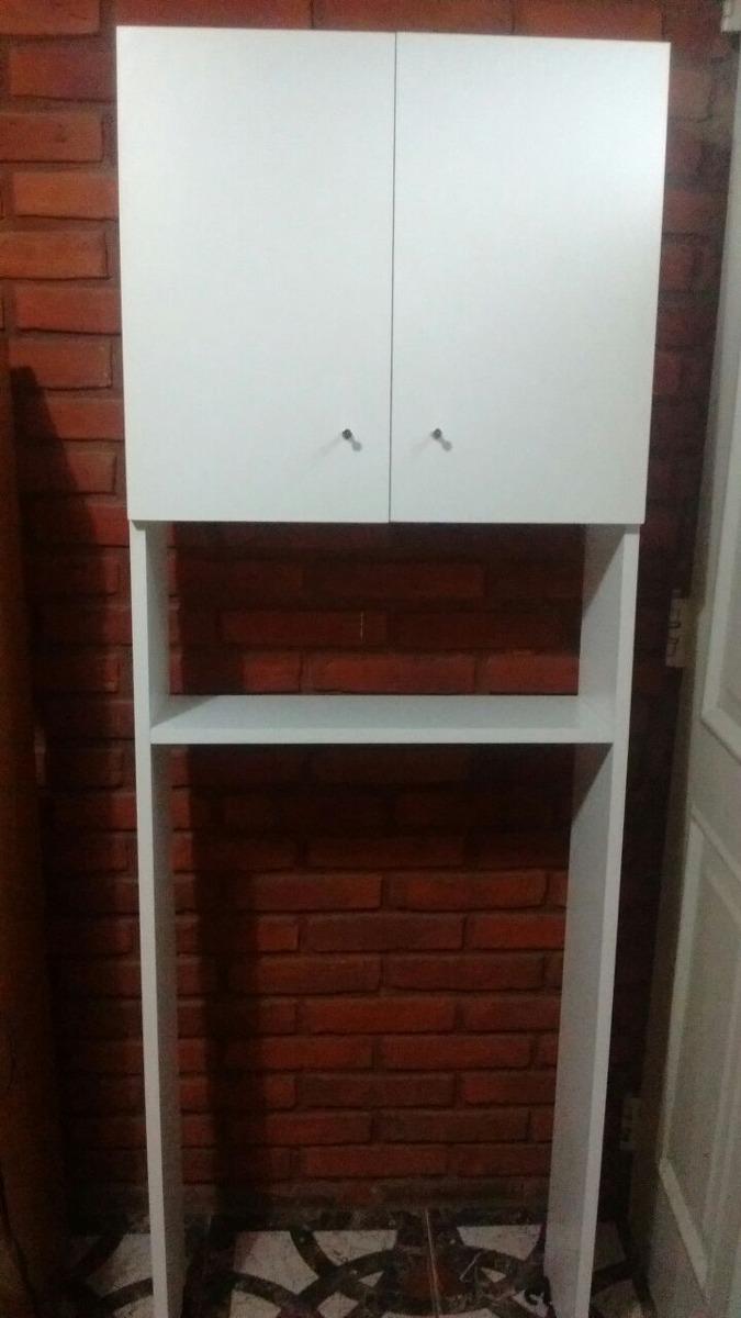 Mueble Para Ba O Sobre Inodoro 1 300 00 En Mercado Libre # Muebles Sunchales