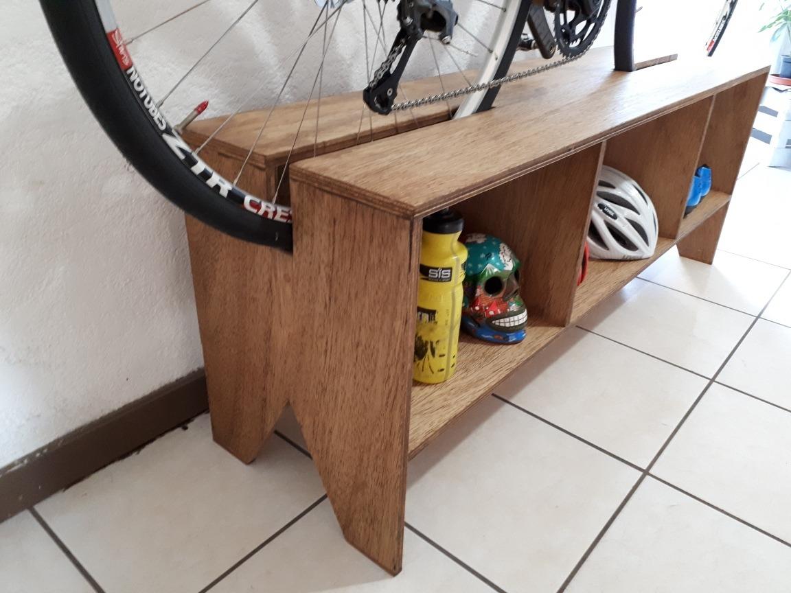 Mueble Para Bicicleta Consola Para Bicicleta 2 500 00 En  # Muebles Bicicleta