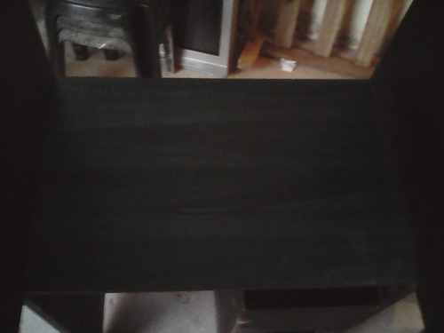 mueble para cabina internet computadora segunda color negro