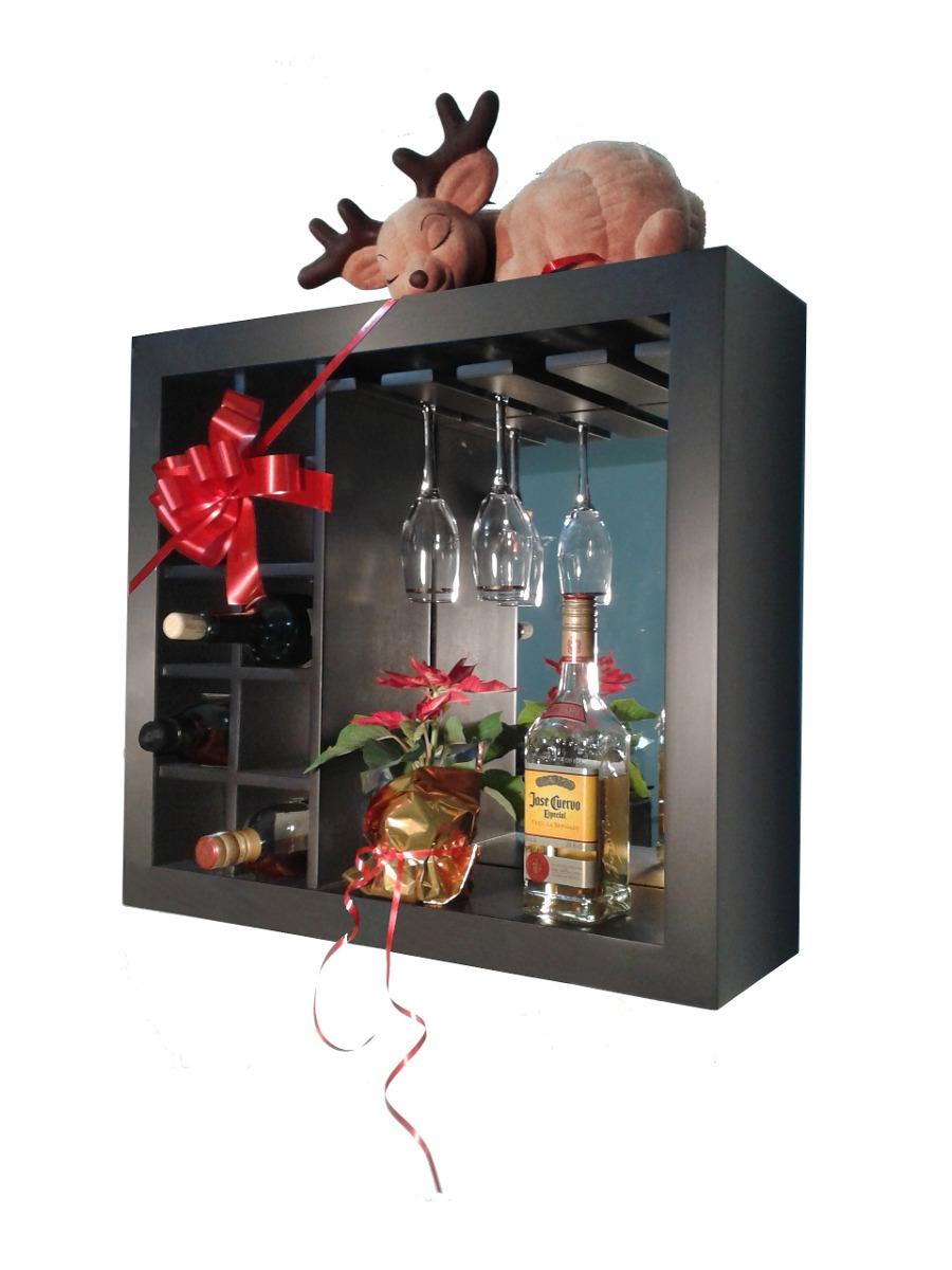Cava cantina mueble contemporane para vinos copas de - Cavas de vino para casa ...