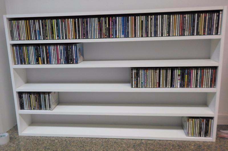 Mueble para cds 5 pisos s 280 00 en mercado libre - Muebles para almacenar ...