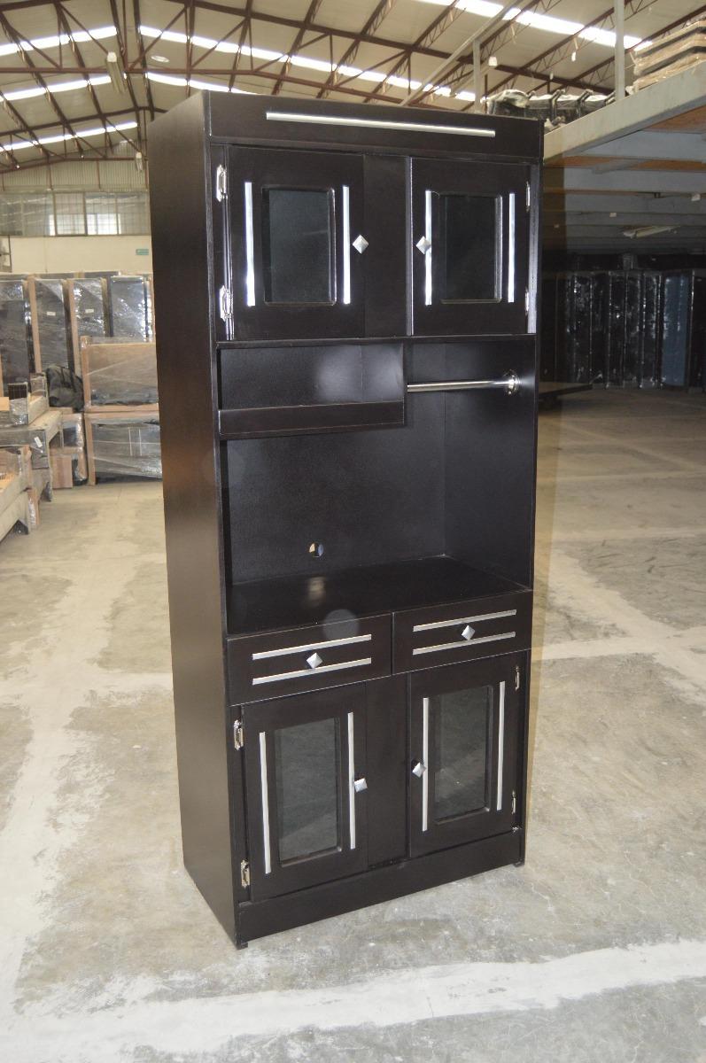 Mueble Para Cocina Modelo Toallero - Alacena -   2 c514b9f0b4f8