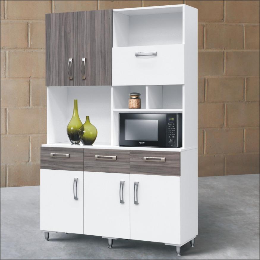 Mueble para cocina alacena maya 4 en mercado libre for Muebles para cocina baratos