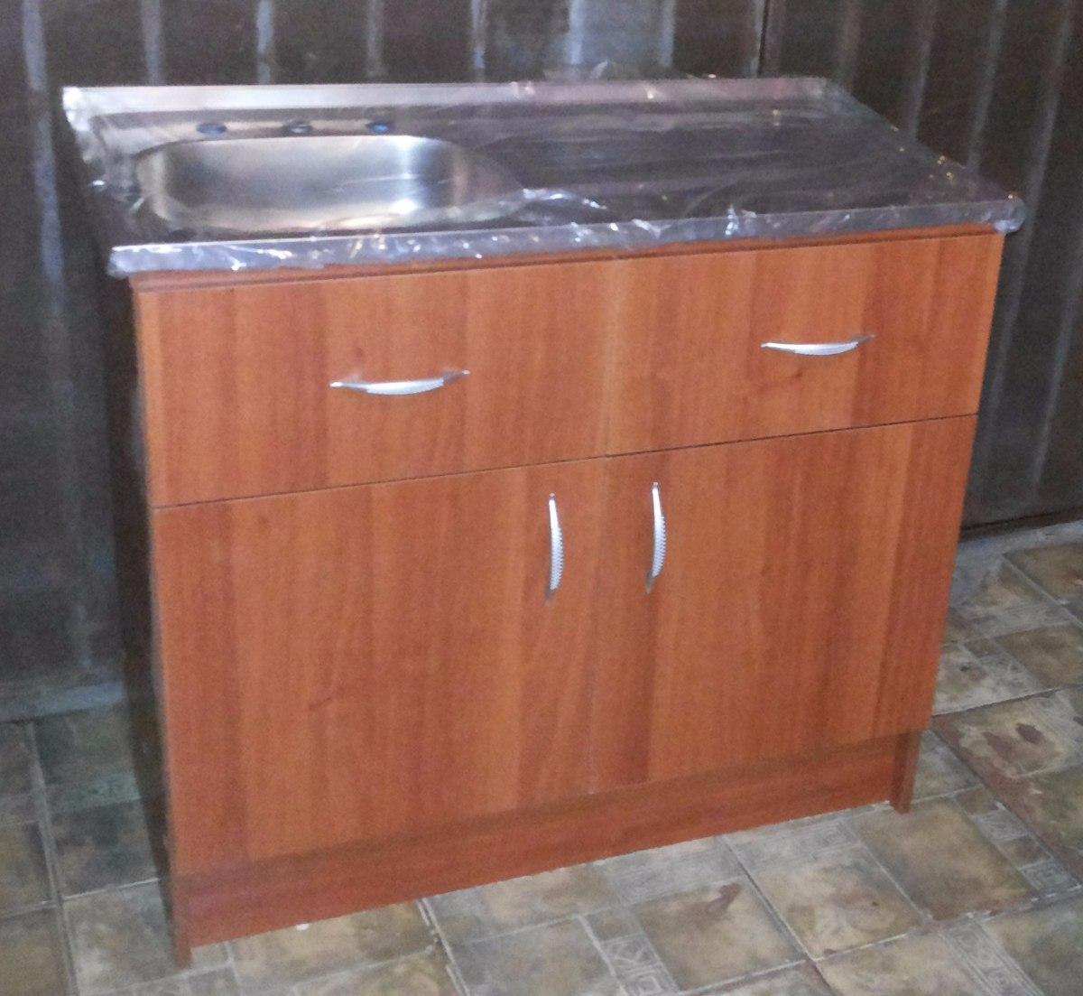 Mueble Para Cocina Fregadero ( Fregadero Gratis ) - ¢ 120,000.00 en ...