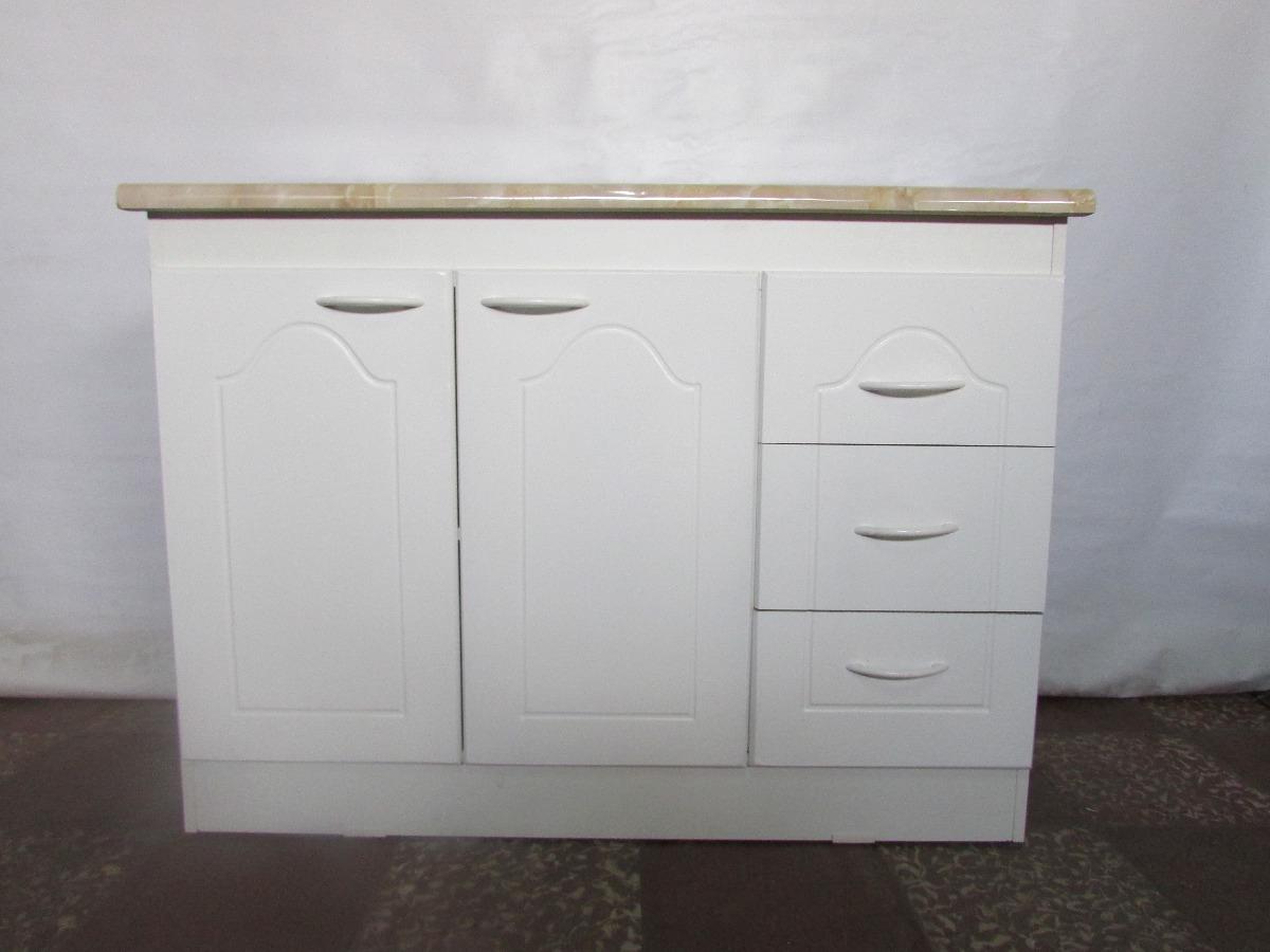 Mueble para cocina melamina 3 cuerpos en for Fabricacion de muebles de melamina pdf