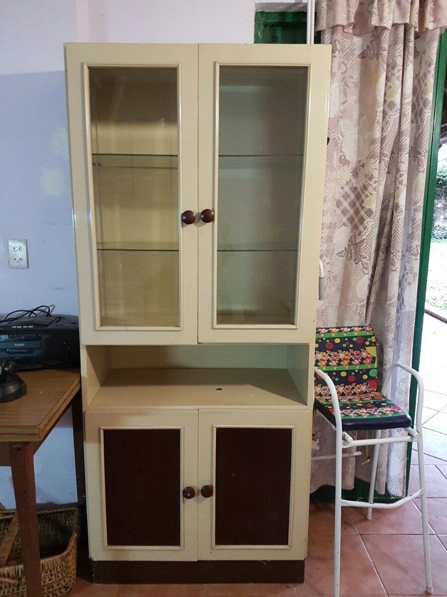 Mueble Para Cocina Retro - $ 1.200,00 en Mercado Libre