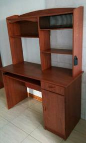 Muebles Para Computadora De Madera.Mueble Para Computadora De Madera