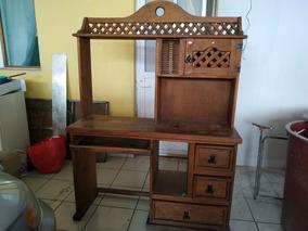 Muebles Para Computadora De Madera.Mueble Para Computadora De Madera Resistente