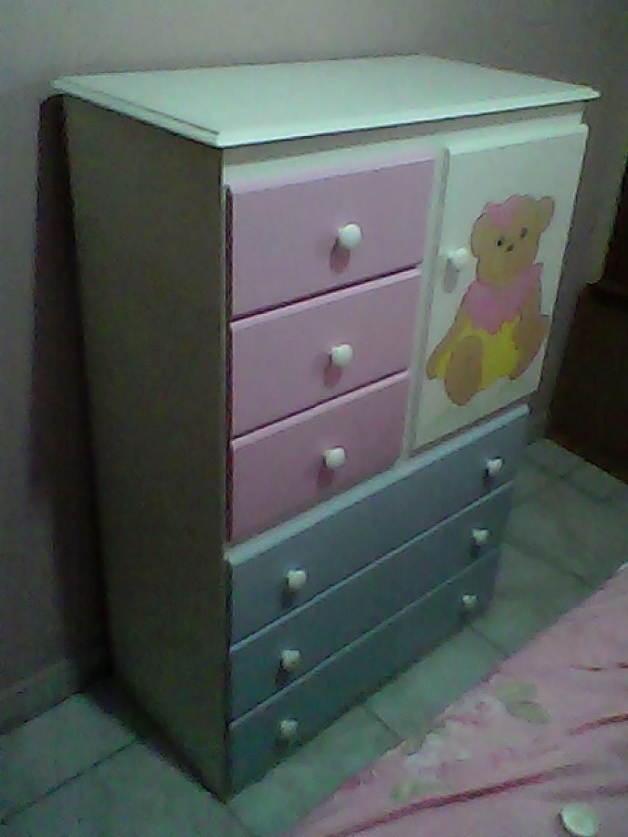 Mueble Para Cuarto Del Bebe O Niñas - Bs. 400.000,00 en Mercado Libre