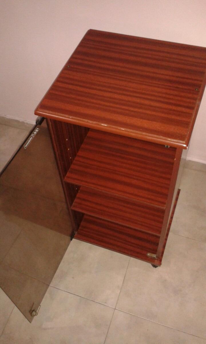 Mueble Para Equipo De M Sica Minicomponente 690 00 En Mercado  # Alto Vuelo Muebles