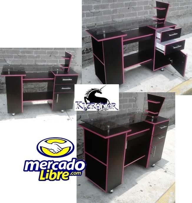 mueble para estetica mesa de u as manicure 2
