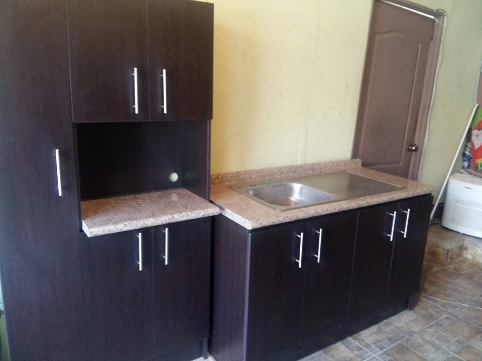 Mueble Para Fregadero + Alacena Cocina (fregadero Gratis)