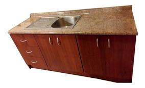 Mueble Para Fregadero Cocina (fregadero Gratis)