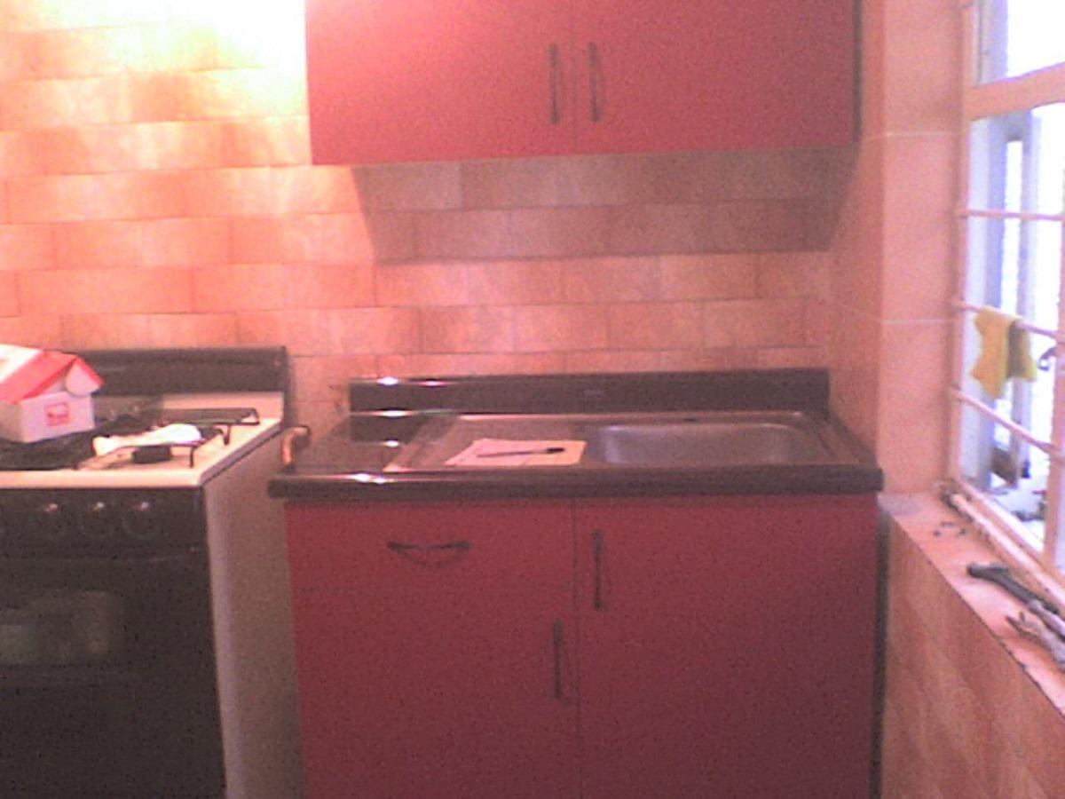 Mueble para fregadero con tarja para cocina integral for Mueble para tarja
