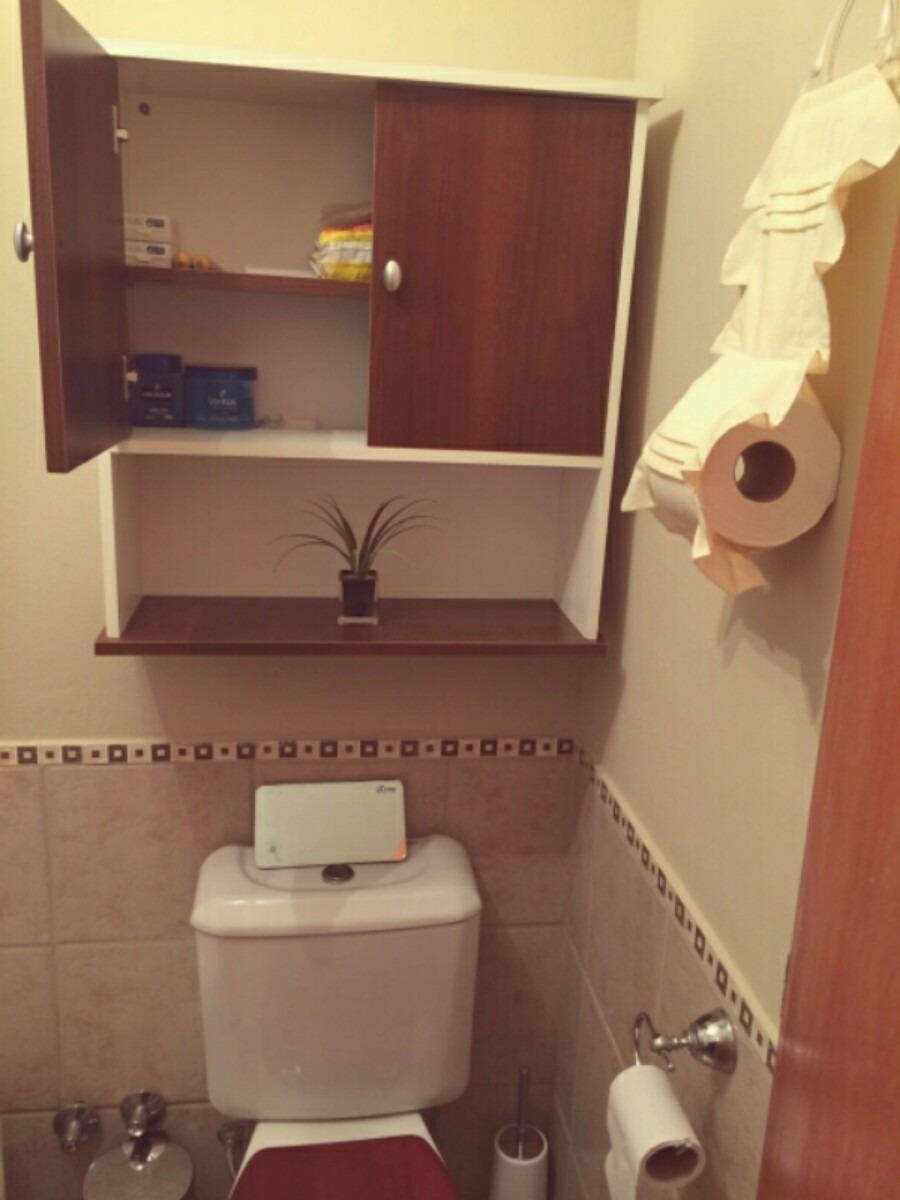 Mueble Para Inodoro...ideal Baños Pequeños ..a Pedido